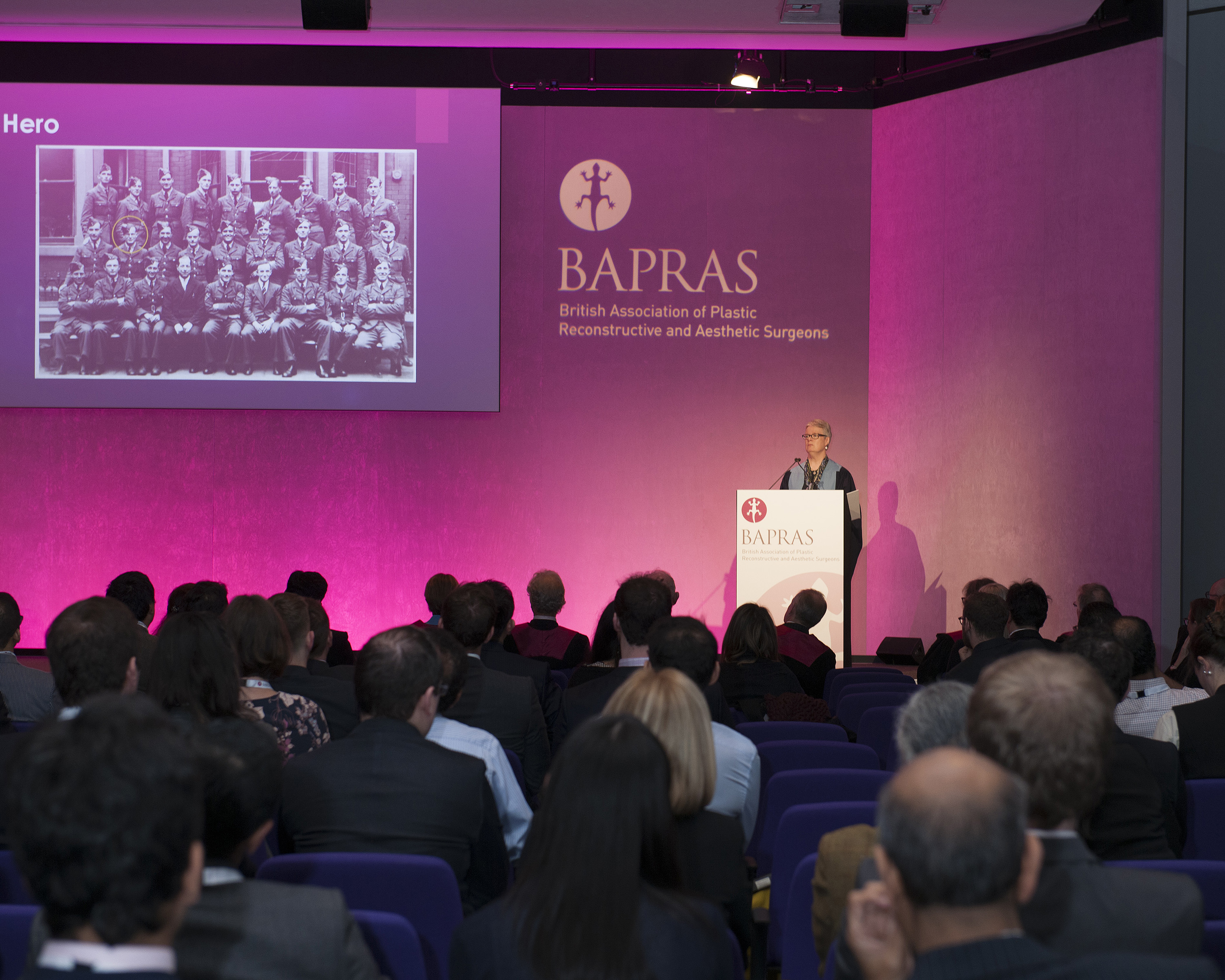 BAPRAS Winter Scientific Meeting 2018 Summary
