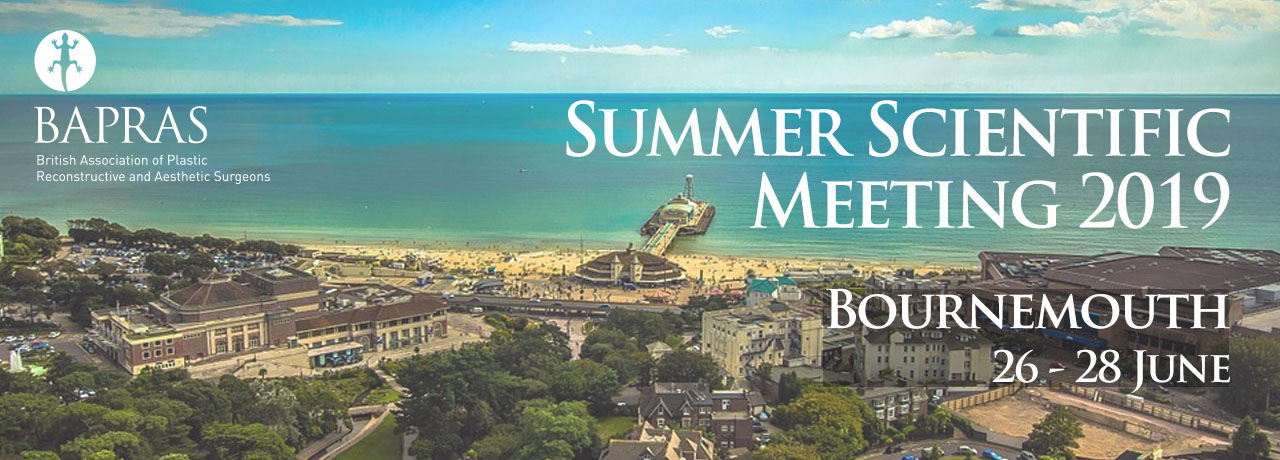 Summer Meeting Abstract Submissions CLOSING SOON - Bournemouth 2019