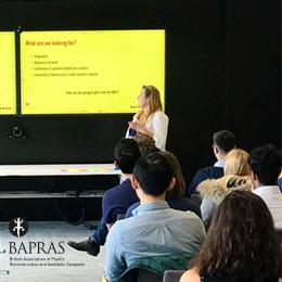 BAPRAS Hackathon 2019