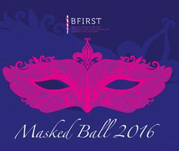 BAPRAS/BFIRST Masked Ball- tickets still available
