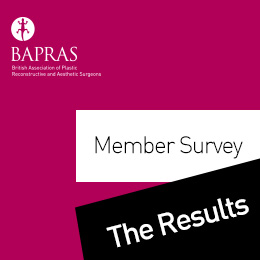 BAPRAS Members Survey - The Results