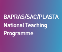 BAPRAS/SAC/PLASTA National Teaching Programme - Burns: acute, physiology, care