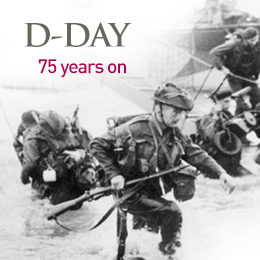 BAPRAS looks back - D-Day: 75 years on