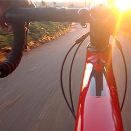 Summer Meeting sponsored bikes rides