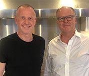 Tim Lovejoy in conversation with Simon Eccles
