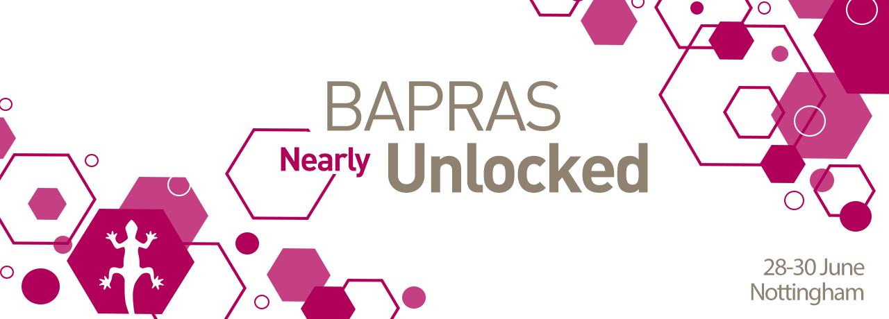 BAPRAS (nearly!) Unlocked