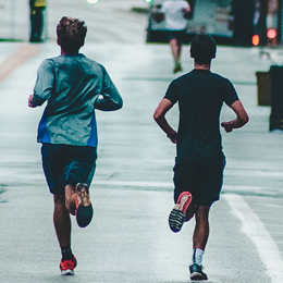 BAPRAS Members walking virtual London Marathon